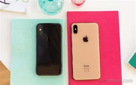 apple iphone xs max review design and spin