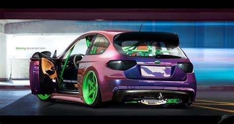 subaru tuner tk tuning s profile autemo com automotive design studio