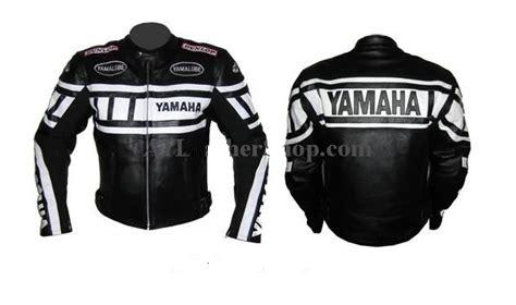 Motorrad Lederjacke Eng by Stilvolle Yamaha Motorrad Lederjacke