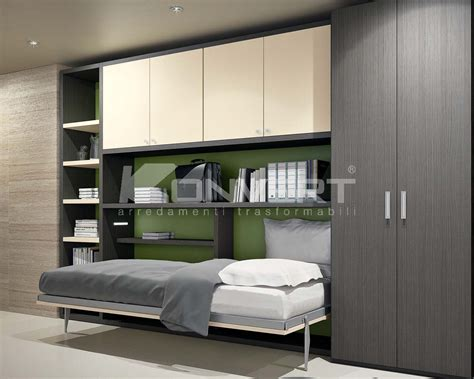 armadio con letto best armadio letto a scomparsa contemporary