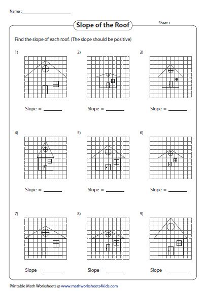 slope worksheet 2 math slope worksheets mhs diaz algebra 1 cp qrt 2 table