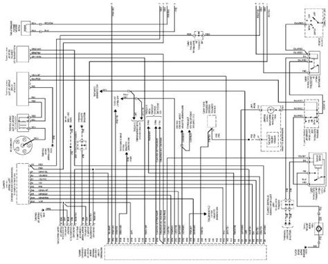 volvo  auto wiring diagram circuit wiring diagrams