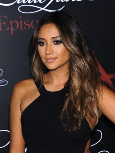 little pretty shay mitchell shay mitchell at pretty little liars 100th episode