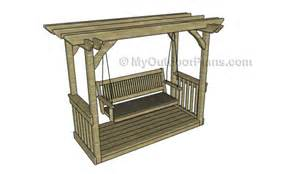 Arbor Swing Plans by 8 Free Arbor Plans Free Garden Plans How To Build