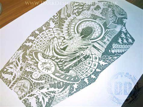 designs uk sleeve a visionary surrealism design design
