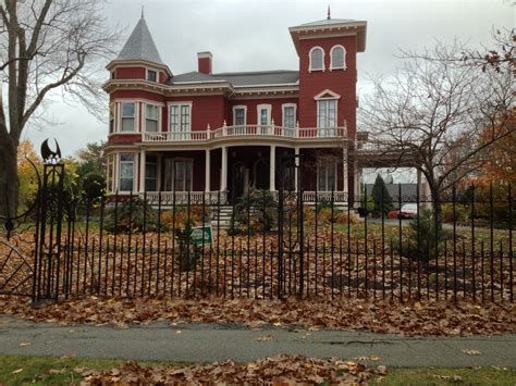 Stephen King S House by Happy I This Picture Today Of