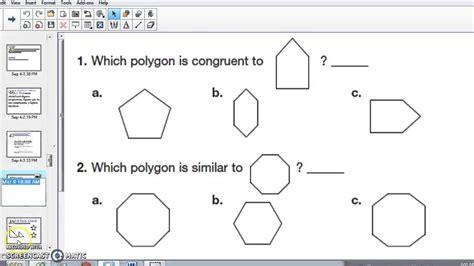 figuras geometricas congruentes geometria figuras congruentes y similares youtube