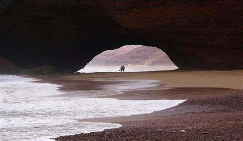 Exotic Colors by Top 5 Most Exotic Beaches Of Morocco Holidaystourtravel