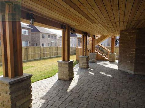 walkout basement backyard ideas 17 best ideas about walkout basement patio on pinterest