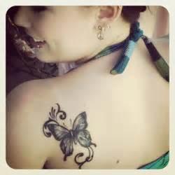 butterfly tattoo tattoo pinterest