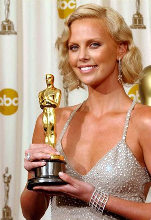 Démonter Bonde by Charlize Theron
