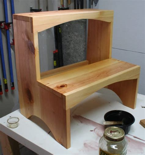 Shaker Step Stool by Shaker Step Stool Furniture Wood Talk