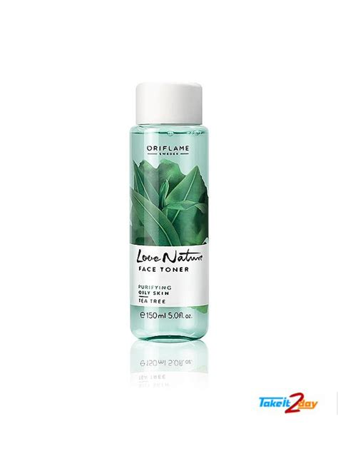 Toner Tea Tree oriflame nature toner tea tree 150 ml or30126