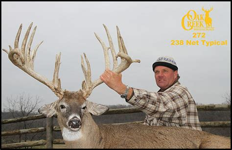 Records In Missouri Oak Creek Whitetail Ranch In Missouri Continues To Shatter Records Outdoorhub