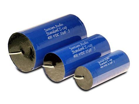 audio signal capacitor standard z cap jantzen audio
