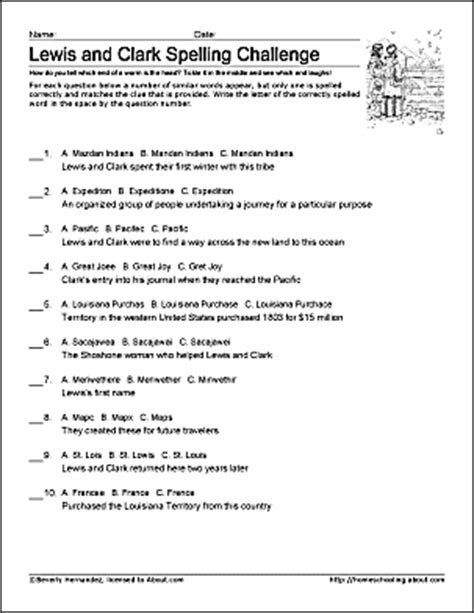 free lewis and clark printable worksheets and coloring free lewis and clark worksheets and coloring pages