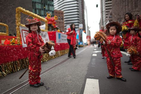 ktvu 2 new year parade san francisco rings in the year of the at the