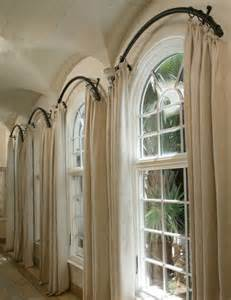 Window Curtain Ideas 25 best ideas about arched window curtains on pinterest