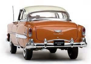 Chevrolet 1954 Models 1954 Chevrolet Bel Air Top Coupe Diecast Model Car