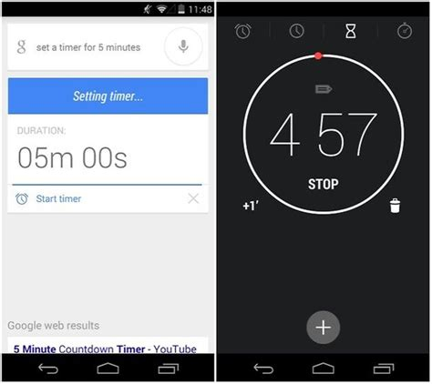 timer app android how to set timer free with now on android androidpit