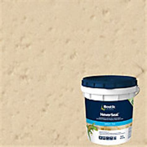 bostik neverseal white pre mixed commercial grade grout