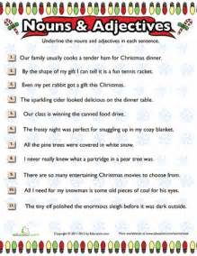 Writing activities for 2nd graders 4th grade christmas worksheets