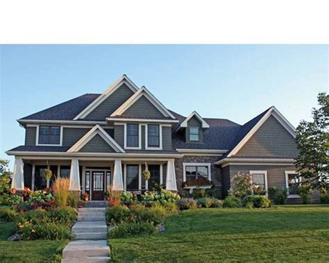 two story country house plans 2 story craftsman style house plans split entry craftsman style eplans country house plans