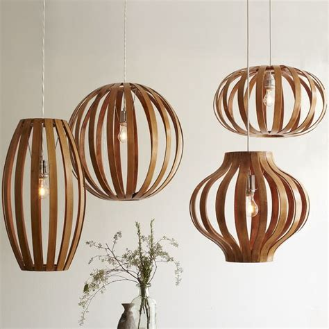 west elm pendants bentwood pendants contemporary pendant lighting by