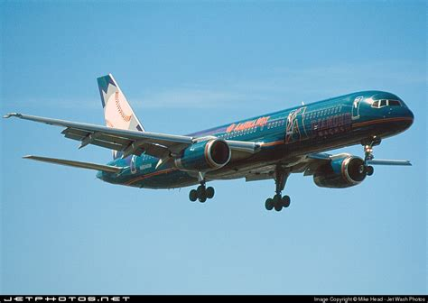 n904aw boeing 757 2s7 america west airlines mike jetphotos