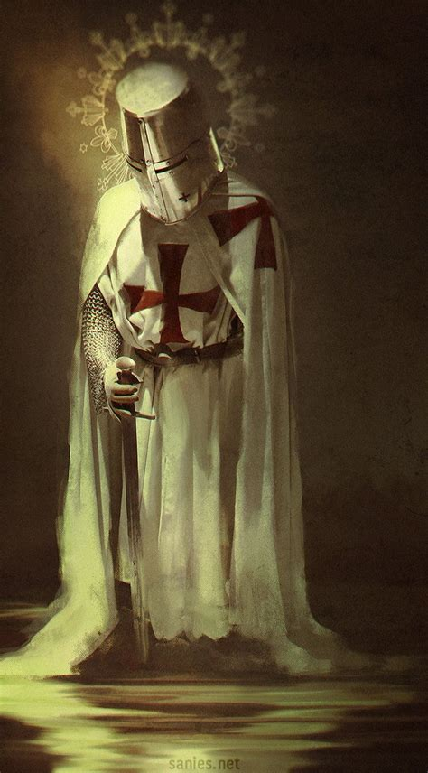 templar ancient knights pinterest knight is being