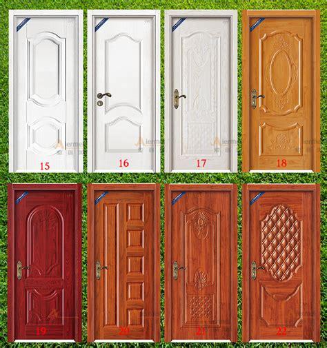 cheap bedroom door design melamine skin wooden door