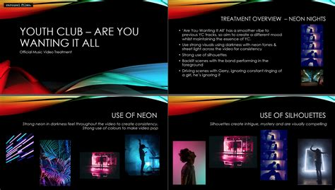 music video treatment template how to write treatment for a pitch fstoppers