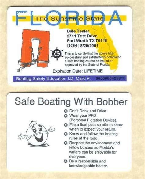 florida boating license price boating license florida world of exle