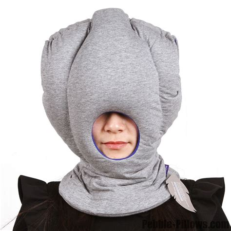 Ostrich Sleeper by Authentic Magical Ostrich Pillow Nap Travel Office