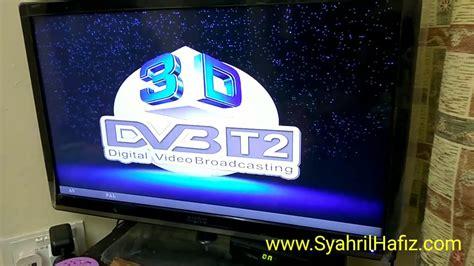 Antena Mytv Cara Setting Signal Mytv Dengan Dekoder Dvb T2