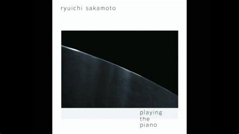 ryuichi sakamoto merry christmas  lawrence piano youtube