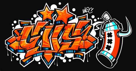 kumpulan gambar grafiti tulisan huruf nama keren terbaru sahabat ponsel