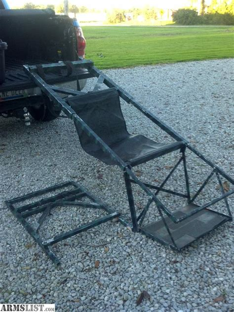 tree stand sale armslist for sale tree lounge tree stand trade for