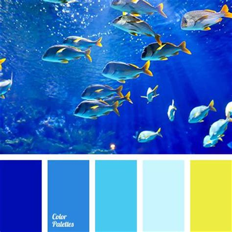 Blue Yellow Colors 17 best ideas about shades of blue on blue