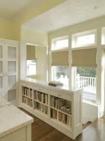Bookshelf With Bench Seat Half Wall Idea Design Front Amp Back Door S Pinterest