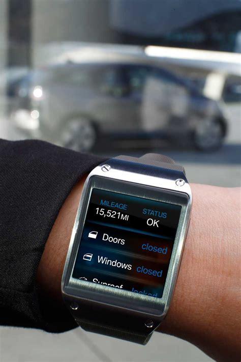 Bmw I Remote Kitt Wordt Realiteit Met Bmw I Remote App Voor Samsung