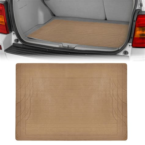 Car Mat Suv by Rubber Car Suv Mat Cargo Trunk Beige Non Toxic Odorless