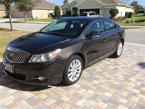 2013 buick lacross used 2013 buick lacrosse for sale by owner in ocala fl 34483