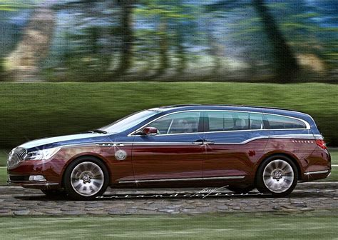 2020 buick electra estate wagon how about a buick electra estate wagon in electric