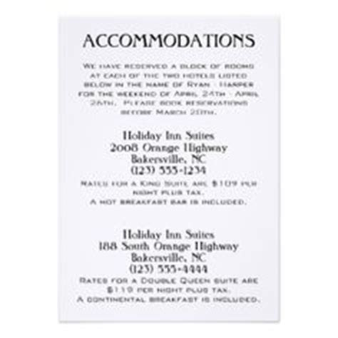 what to put on wedding accommodation cards 1000 ideas about wedding stationary signage on