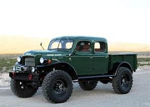 dodge power wagon on dodge trucks dodge rams