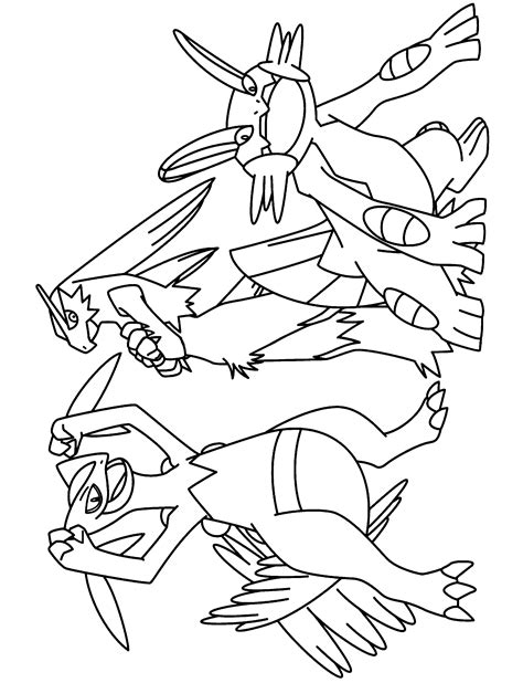 mega pokemon coloring pages printable images pokemon images