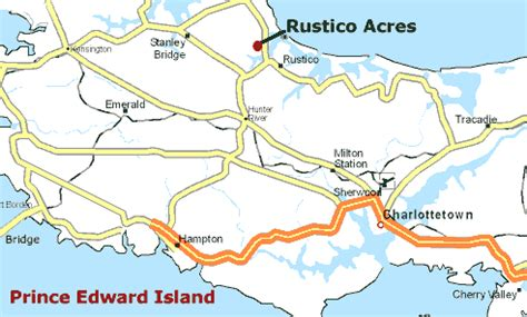 Rustico Acres Cottages Pei by How To Find Rustico Acres Cottages Prince Edward Island