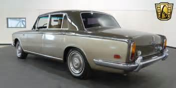 1970 Rolls Royce 1970 Rolls Royce Silver Shadow 84031 Brown 4dr 410