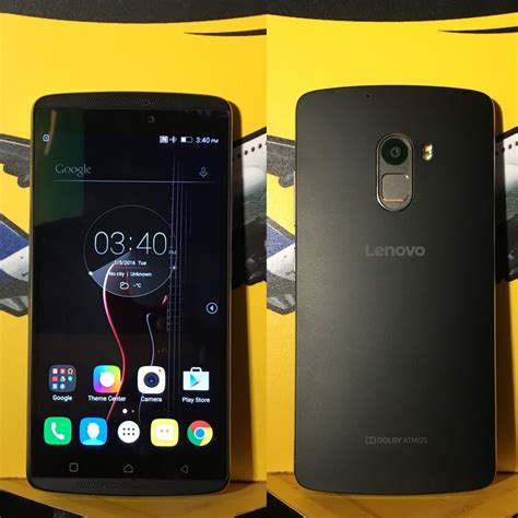 Lenovo Vibe Note 4 Lenovo Vibe K4 Note Photos Images And Wallpapers